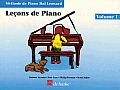 Piano Lessons Book 1 - French Edition: Hal Leonard Student Piano Library