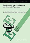 Economy & Environment #6: Environment and Development: An Economic Approach