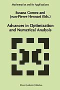 Mathematics and Its Applications #275: Advances in Optimization and Numerical Analysis