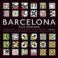 Barcelona Tile Designs with CD (Audio)