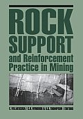 Rock Support & Reinforcement Practice in Mining: Proceedings of the International Symposium on Ground Support, Kalgoorlie, Western Australia 15-17 March 1999