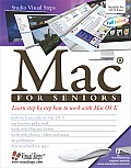 Mac for Seniors (Large Print) (Studio Visual Steps) Cover