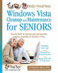 Windows Vista Cleanup and Maintenance for Seniors (Computer Books for Seniors)