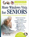 More Windows Vista for Seniors: Customizing and Managing Your Computer (Computer Books for Seniors) Cover