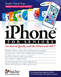 iPhone for Seniors (Large Print) (Studio Visual Steps)