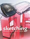 Sketching: Drawing Techniques for Modern Designers (08 Edition)