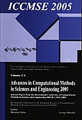 Advances in Computational Methods in Sciences and Engineering 2005 (2 Vols): Selected Papers from the International Conference of Computational Method