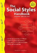 The Social Styles Handbook: Adapt Your Style to Win Trust (Wilson Learning Library Wilson Learning Library) Cover