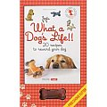 What's a Dog's Life!!: 20 Recipes to Reward Your Dog [With Cookie Cutter]