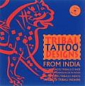 Tribal Tattoo Designs From India