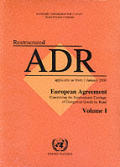 Restructured ADR, applicable as from 1 January 2003