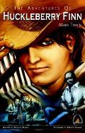 The Adventures of Huckleberry Finn (Campfire Graphic Novels) Cover