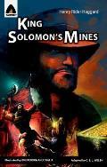 King Solomon's Mines: The Graphic Novel