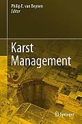 Karst Management