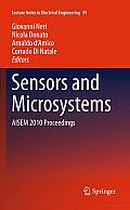 Sensors and Microsystems: AISEM 2010 Proceedings