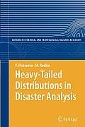 Advances in Natural and Technological Hazards Research #30: Heavy-Tailed Distributions in Disaster Analysis