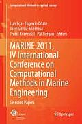 Computational Methods in Applied Sciences #29: Marine 2011, IV International Conference on Computational Methods in Marine Engineering: Selected Papers