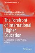 The Forefront of International Higher Education: A Festschrift in Honor of Philip G. Altbach