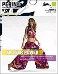 Flower Power + CD ROM (Pepin Fashion, Textiles & Patterns)