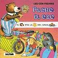 Pacho, El Oso - Leo Con Figuras