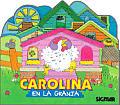 Carolina En La Granja - Escalera