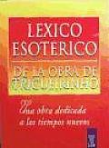 Lexico Esoterico de La Obra de Trigueirinho