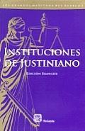 Instituciones de Justiniano - Edicion Bilingue