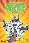 Stars Wars - Aventuras En Las Guerras Clonicas - Vol 3