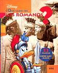 Que Sabes de Los Romanos?