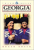 Odyssey Guide Georgia 3RD Edition Sovereign Country Cover
