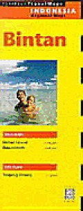 Bintan: Indonesia Regional (Periplus Travel Maps)