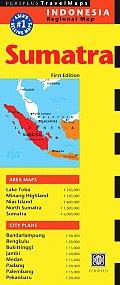 Sumatra: Indonesia Regional Maps (Periplus Travel Maps)
