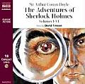 Adventures Of Sherlock Holmes Box Volume 1 by Arthur Conan Doyle