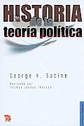 Historia de la Teoria Politica