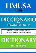 Dictionary of Legal Terms: Spanish-English, English-Spanish