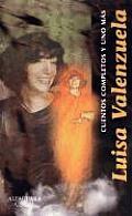 Cuentos Completos, Luisa Valenzuela (Alfaguara)