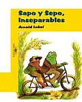 Sapo y Sepo Inseparables Frog & Toad Together