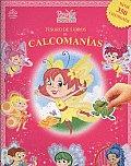 Tesoro De Libros De Calcomanias / Treasury Stickers Book
