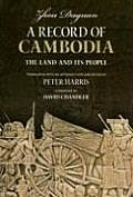 Record of Cambodia The Land & Its People