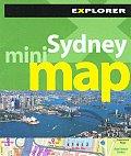 Sydney Mini Map Explorer