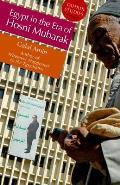 Egypt in the Era of Hosni Mubarak 1981 2010