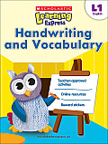 Scholastic Learning Express Level 1: Handwriting and Vocabulary (Scholastic Learning Express)