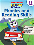 Scholastic Learning Express Level 1: Phonics and Reading Skills (Scholastic Learning Express)
