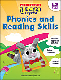Scholastic Learning Express Level 2: Phonics and Reading Skills (Scholastic Learning Express)