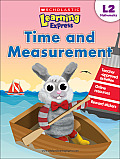 Scholastic Learning Express Level 2: Time and Measurement (Scholastic Learning Express)