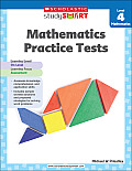 Scholastic Study Smart Mathematics Practice Tests Level 4 (Scholastic Study Smart)