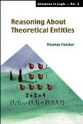 Advances in Logic #3: Reasoning about Theoretical Entities Cover