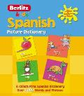 Spanish Picture Dictionary (Berlitz Kids)