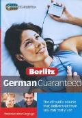 Berlitz German Guaranteed CD 1ST Edition