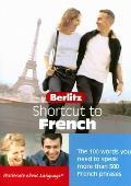 Shortcut French Berlitz